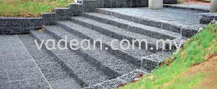 Mattress Mattress Gabion and  Mattress