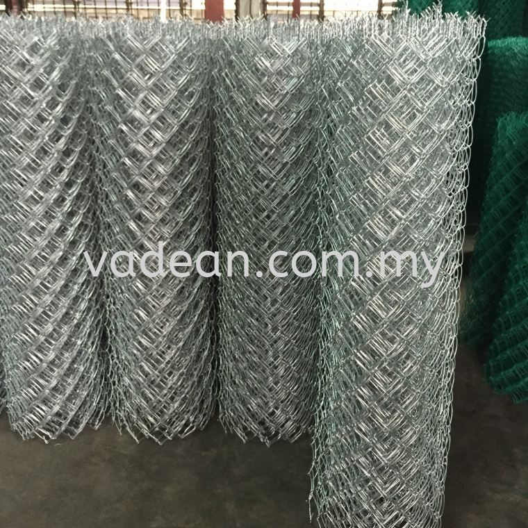 Galvanized Chain LInk Fence Chain Link Fence Fence