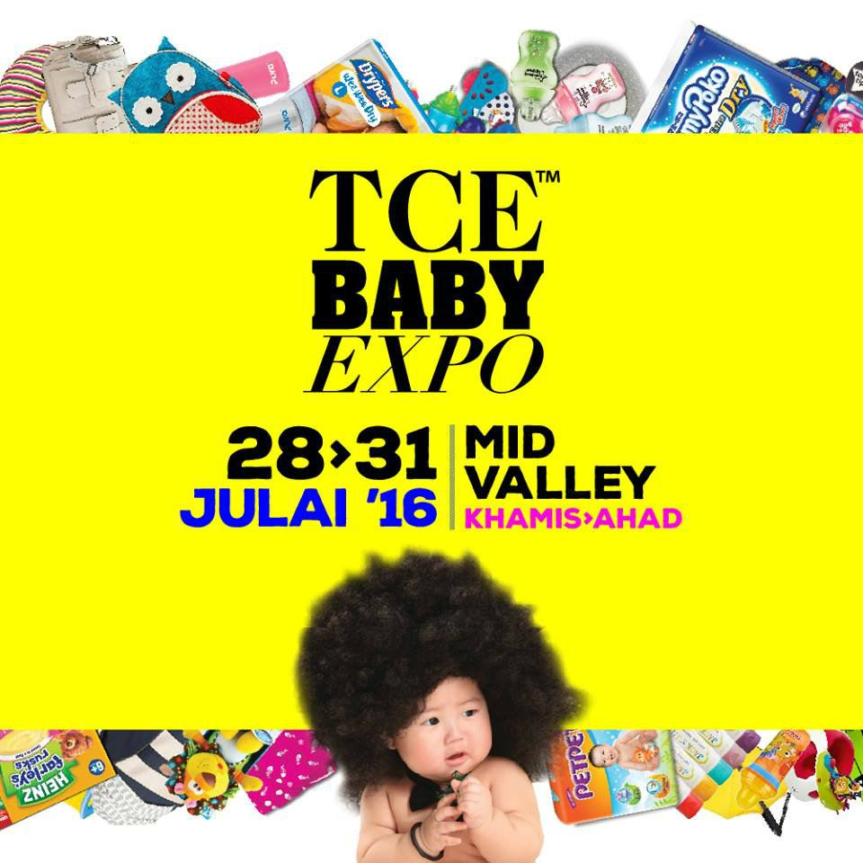12th TCE Baby Expo July 2016 Year 2016 Past Listing