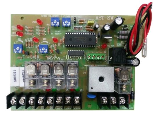 SW3 Control panel