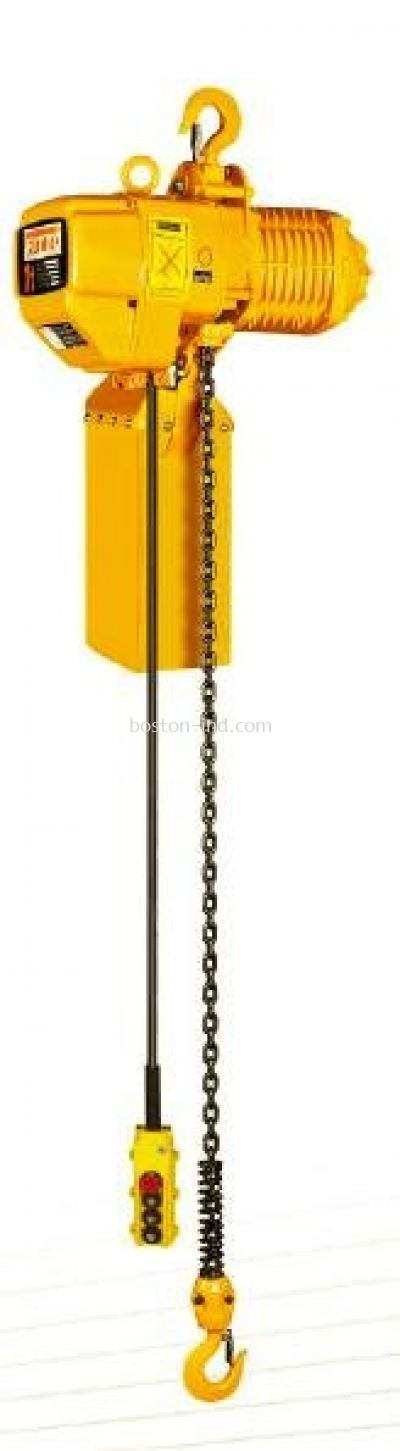 Fitto Single Phase Electric Chain Hoist