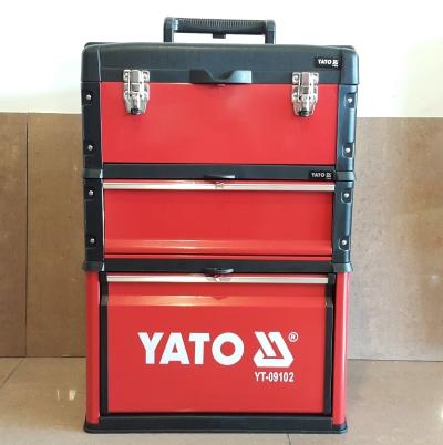 Poland Yato 3Layer Trolley Tool Box  YT-09102  ID338883