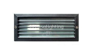 SL0257 BK - OUTDOOR STEP LAMP