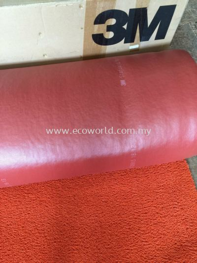 3M 6050 Cushion Nomad Matting-Red