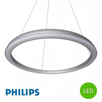 Philips 58090 60W 27K LED5 Round Pendant
