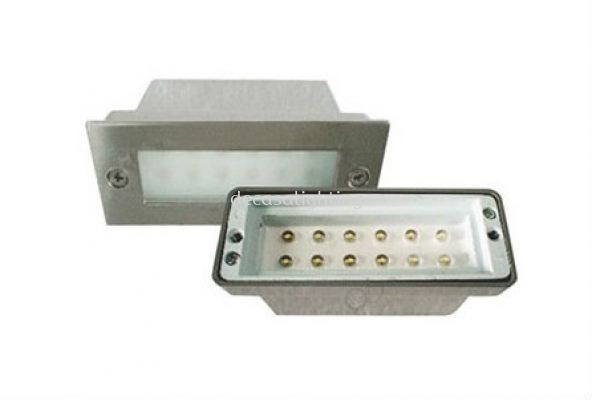 SL033 ST -  OUTDOOR  STEP LAMP