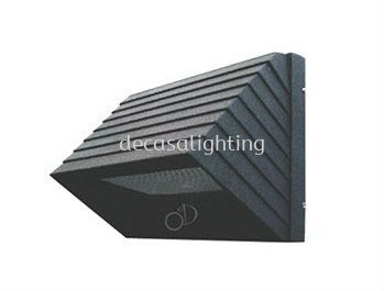 SL0279 BK  -  OUTDOOR STEP LAMP