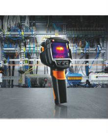testo 870-2 - Thermal imaging camera with digital camera with SuperResolution