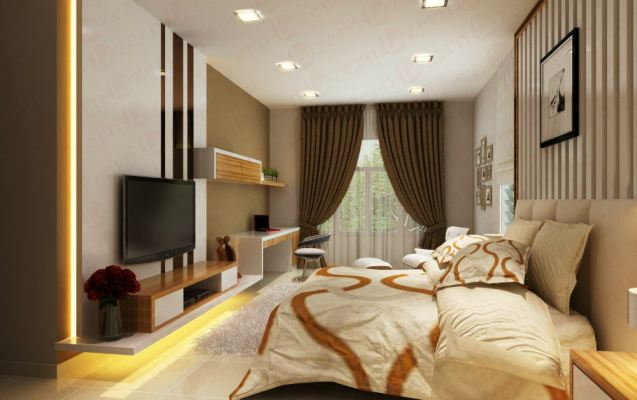 Stylish Bedrooms with Lots of Detail