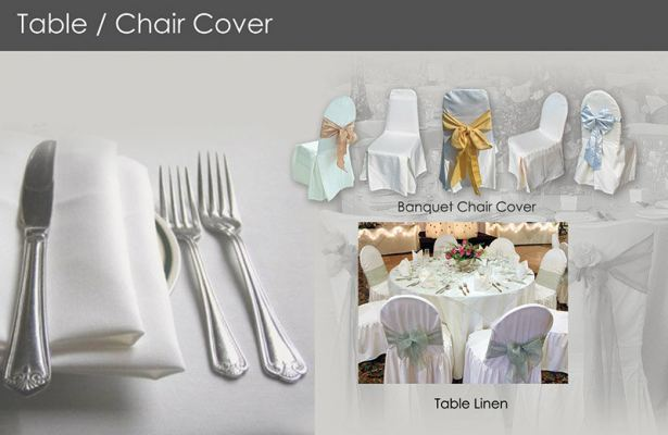 Table&Chair Cover