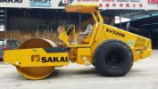 SAKAI SV520D LEFT AUTHORISED DEALER - SAKAI VIBRATORY COMPACTORS