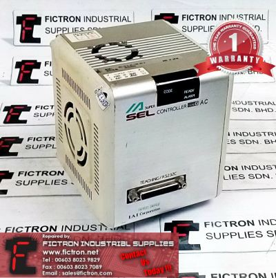 SEL-G-2-AC-100.60-2 IAI Corporation SEL Controller Repair Service Malaysia Singapore Indonesia