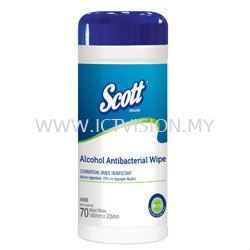 Kimberly Clark Scott Anti-Bacterial  Wipes