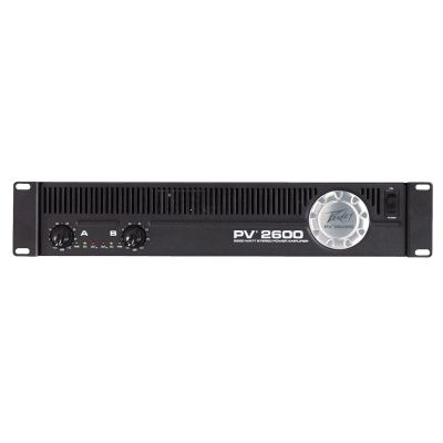 Peavey Power Amplifier PV-2600