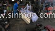 Changing Trailing Board (Magat) Repairing Rotavator Repairing