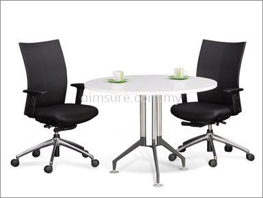 Round Conference Table Vitis LEG