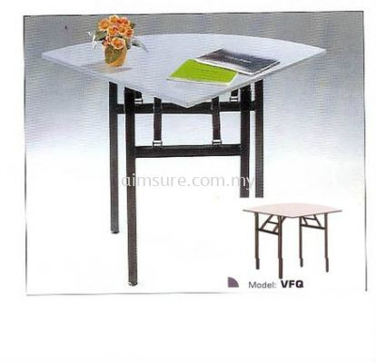 Foldable Triangular Table VFQ