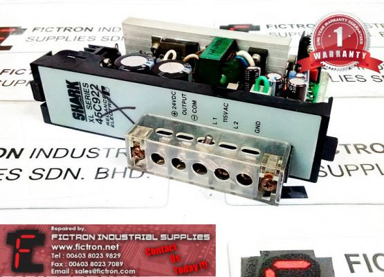Repair Service Malaysia - 45C922 SHARK XL Series RELIANCE ELECTRIC Power Supply Unit Singapore