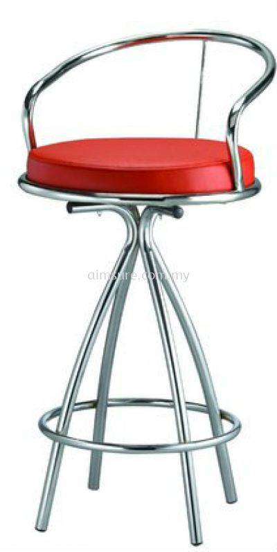 High Stool (Swivel)11-MBS