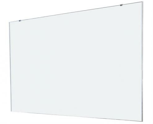 Glass Writing Board Frame
