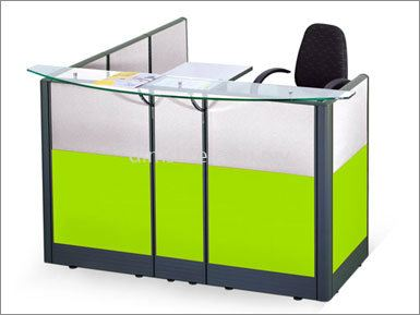 AIM Office Reception Counter Block System