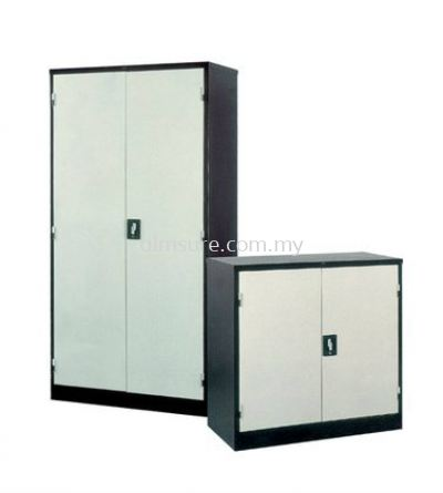Full Height & Half Height Steel Swing Door Cabinet