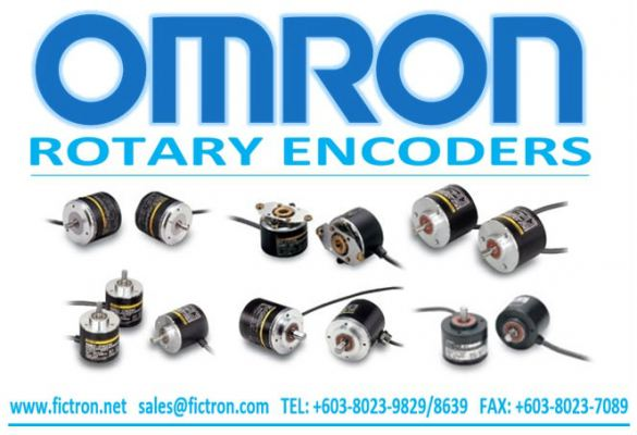 OMRON ROTATION ENCODER E6C3-CWZ5GH-1024P-R Supply Malaysia Singapore Thailand Indonesia Philippines Vietnam Europe & USA