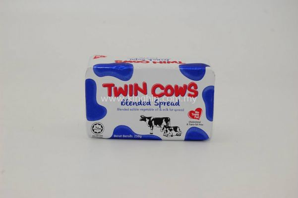 Twincows Blend Spread Butter - 250gm