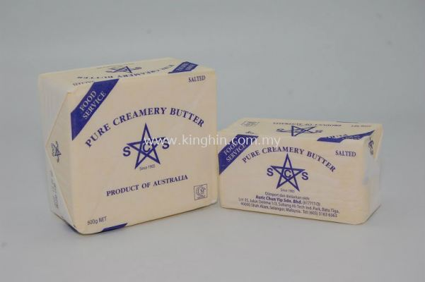 SCS Salted Butter - 250gm / 500gm