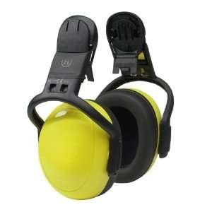 MSA leftRIGHT Earmuff, Helmet Mounted, High, Yellow