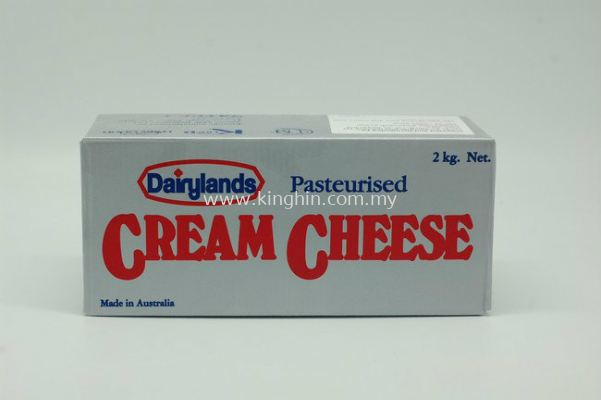 Dairylands Cream Cheese - 2kg