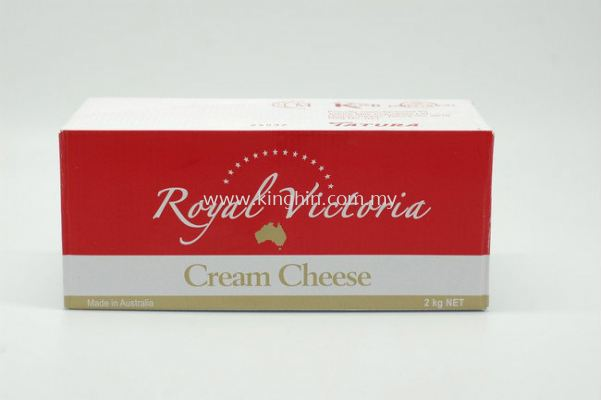 Royal Victoria Cream Cheese - 2kg