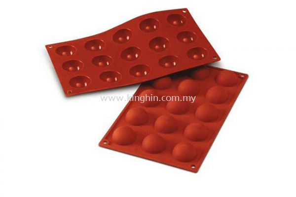 SF005 (4cm) 15's Half Sphere Mould