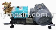 Plunger Pump High Pressure Cleaner Cleaning Equipment
