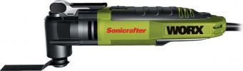WU676 UNIVERSAL HYPERLOCK OSCILLATING MULTI-TOOL WORX POWER TOOLS