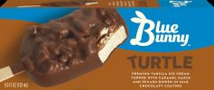 BB Premium Bar Turtle Novelty Ice Cream
