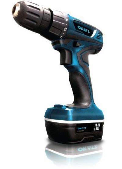 SSCR14.4T-LIS SUPERSLIM CORDLESS DRILL