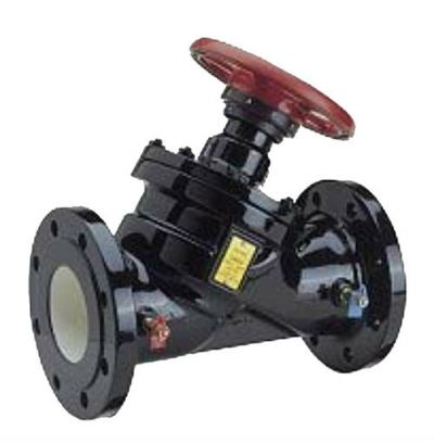 CRANE DM931 Variable Orifice Double Regualting Valve