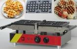 Waffle Belgium Maker Machine Electric Waffle Machine