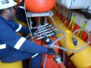 Lifeboat Davit - Dynamic Winch Brake Test (1.1) Load Test
