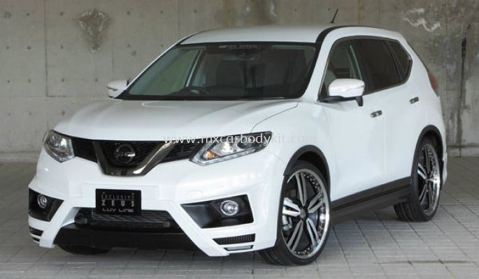 NISSAN X-TRAIL 2015 MZ SPEED BODY KIT
