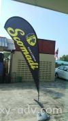 Scomadi Flag Flag