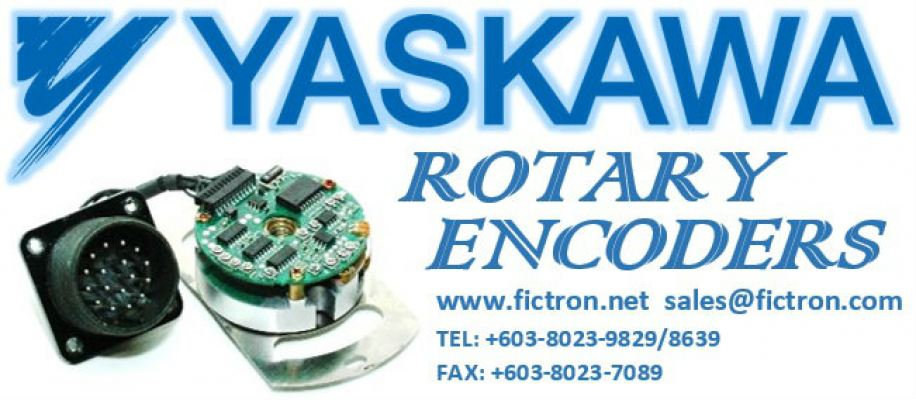YASKAWA SERVO-MOTOR ENCODER TRD-FY2000 Supply Malaysia Singapore Thailand Indonesia Philippines Vietnam Europe & USA