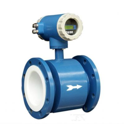 WATER FLOWMETER, POSITIVE DISPLACEMENT, MAGNETIC FLOWMETER