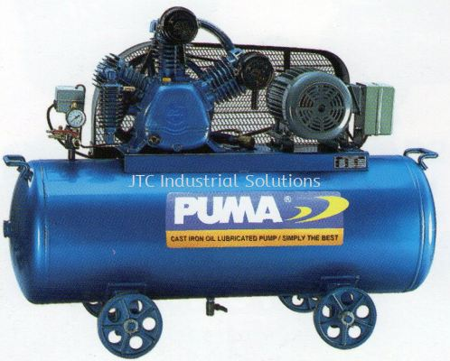 Puma PK75-250 Air Compressor (7.5HP) (Single Stage)