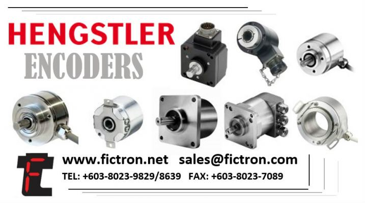 RI41-O-2500AR11DB HENGSTLER ROTATION ENCODER Supply Malaysia Singapore Thailand Indonesia Philippines Vietnam Europe & USA
