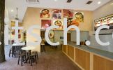 Sunway Lagoon Wang Cafe Commercial Interior Design