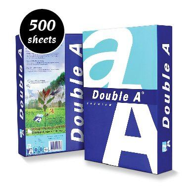 A4 80gsm Double A
