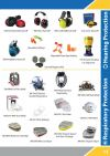 RESPIRATOR PROTECTION & HEARING PROTECTION Respiratory Protection