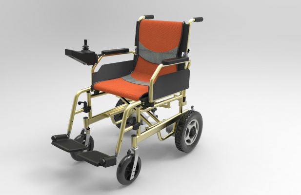 Electric wheelchair SG-LY-01000302